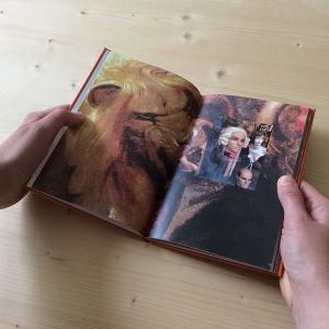 ELENA LEBRUN   64 pages / impression numérique / papier munken 115g / 14 x 20 cm / reliure cousue, soufflet, couverture rigide / 3 exemplaires    Voyage à Bruxelles avec la classe. Surabondance d'images prisent avec l'iphone. Consommation et digestion lourde. Indigestion.