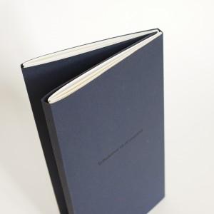 """Tribulations en ré-création / Mahé Cabel. Ce livre est le prolongement d'un travail basé sur la ré-écriture automatique visuelle et textuelle, collages. Il confronte textes et images, que l'on peut lire comme bon nous semble avec deux carnets, l'un pour les textes, l'autre pour les images à lamanière deCent mille milliards de poèmes de Raymond Queneau, avec un univers surréaliste.  L'idée est de réécrire d'autres histoires à partir d'éléments pré-existants, perturbation des sens, de la compréhension. Le temps retrouvé se confond avec le temps perdu.  Pour mettre en avant cette idée de collage et de recomposition d'éléments diverses j'ai utilisé des papiers avec des couleurs et des grammages différents, le livrea une structure combinatoire, un peu comme unpuzzle.C'est aulecteur de déambuler à travers le livre.  Ce livre serait présenté en même temps qu'une """"exposition"""" de ce travail, c'est un document, une mémoire."""