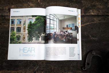 Magazine Ateliers d'art n° 130, août-septembre 2017