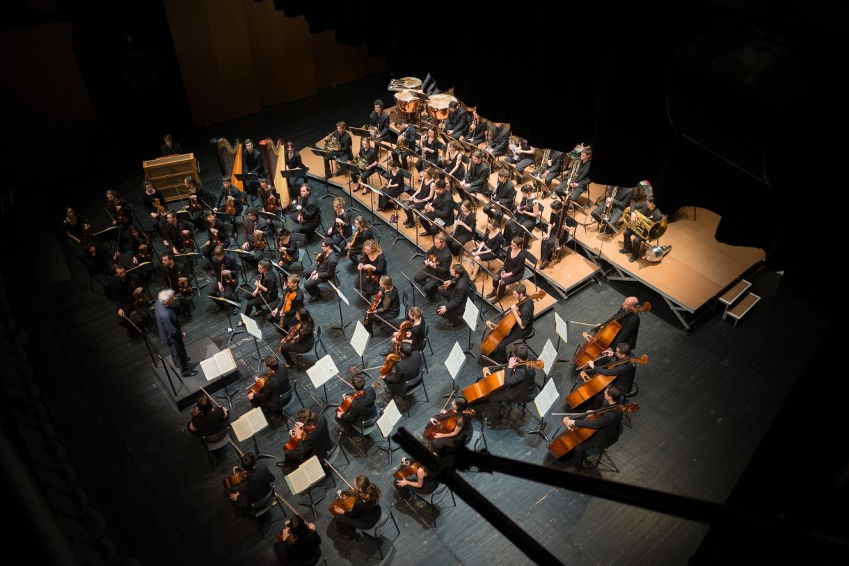 © Florian Machot — Concert à l'Auditorium de la Cité de la musique et de la danse de Strasbourg